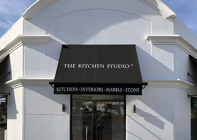 The Kitchen Studio | Perth Awnings